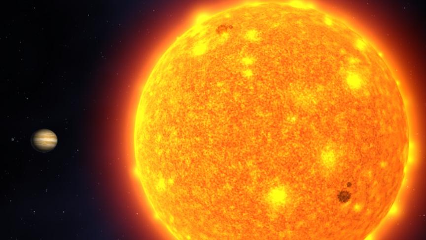 sun texture map nasa - photo #11